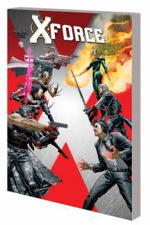 X-Force Vol. 2: Hide/Fear (Trade Paperback)