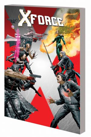 X-Force Vol. 2: Hide/Fear (Trade Paperback)