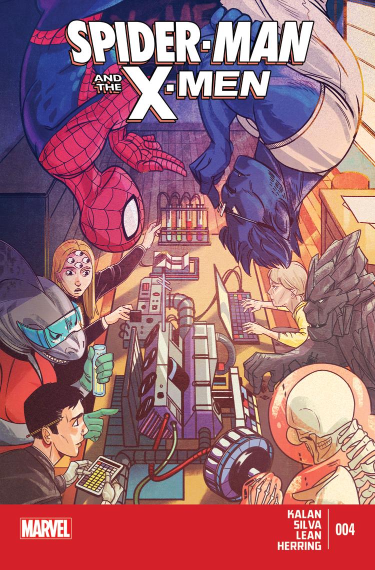 Spider-Man & the X-Men (2014) #4