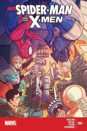 Spider-Man & the X-Men #4