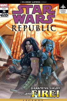 Star Wars: Republic #76