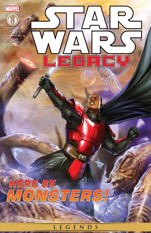 Star Wars: Legacy (2013) #3