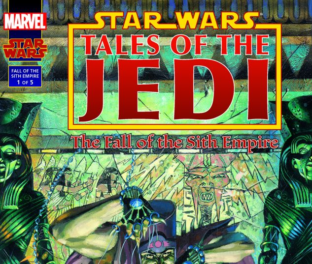 Star Wars: Tales Of The Jedi - The Fall Of The Sith Empire (1997) #1