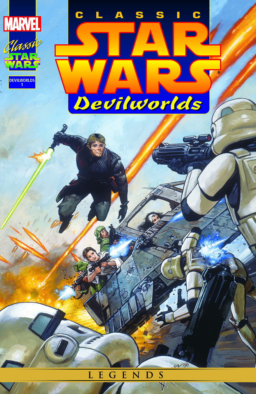 Classic Star Wars: Devilworlds (1996) #1
