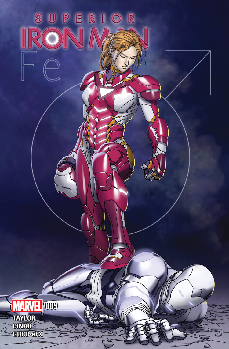 Superior Iron Man (2014) #9
