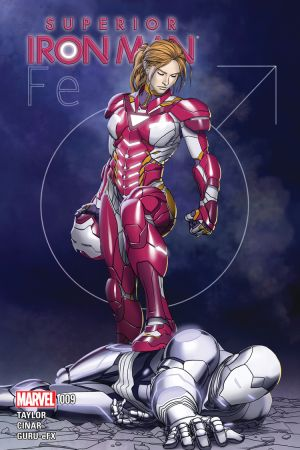 Superior Iron Man #9