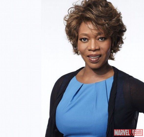Alfre Woodard's character revealed: