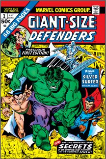 Giant-Size Defenders #1