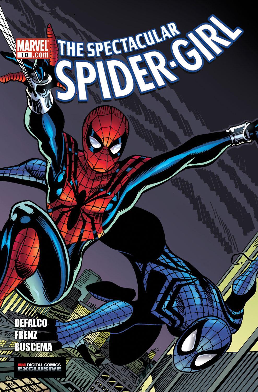 Spectacular Spider-Girl Digital Comic (2009) #10
