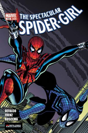 Spectacular Spider-Girl #10