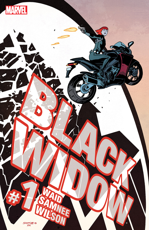 Black Widow (2016) #1