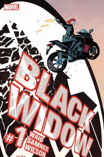 Black Widow (2016) #1