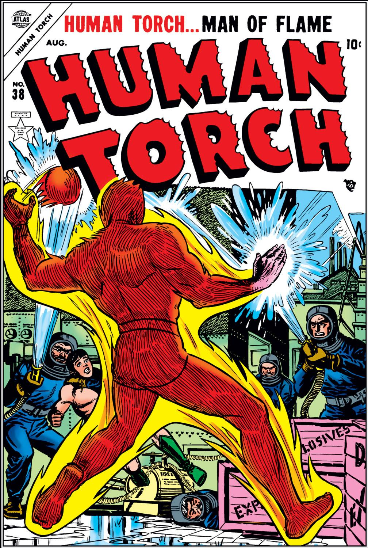 Human Torch (1940) #38