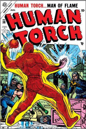 Human Torch Comics #38