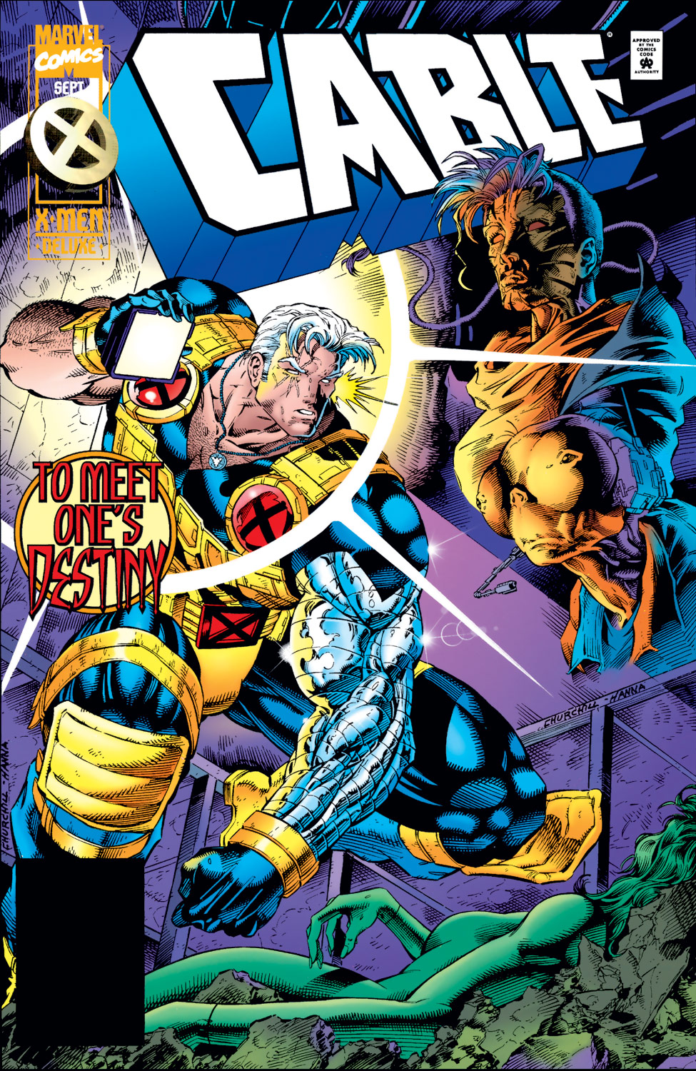 Cable (1993) #23