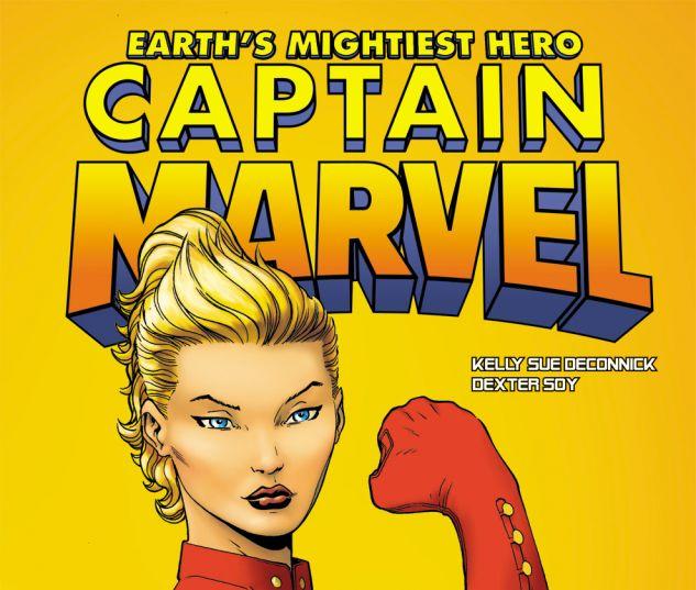 CAPTAIN MARVEL (2012) #2 Cover
