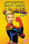CAPTAIN MARVEL (2012) #2 Cover