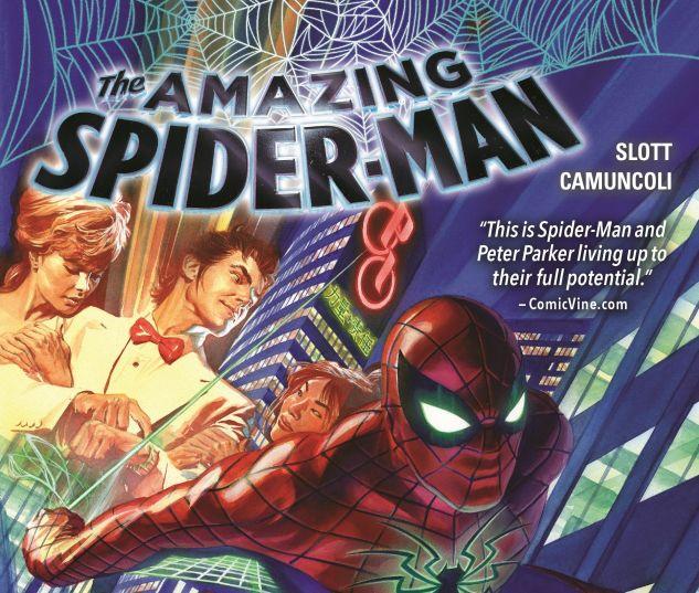 Free Comic Book Day Amazing Spider Man: AMAZING SPIDER-MAN: WORLDWIDE VOL. 1 (Trade Paperback