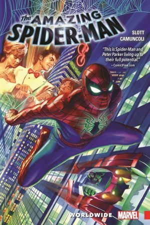 AMAZING SPIDER-MAN: WORLDWIDE VOL. 1 (Trade Paperback)