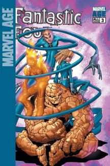 Marvel Age Fantastic Four #3