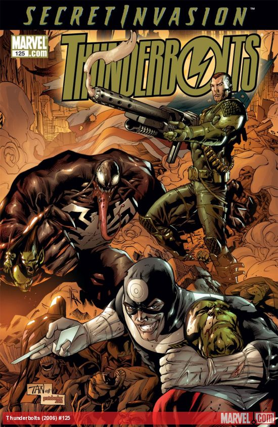 Thunderbolts (2006) #125