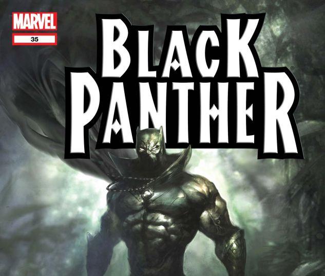 Black Panther (2005) #35