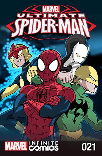 Ultimate Spider-Man Infinite Digital Comic (2015) #21