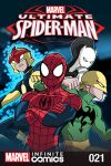 Ultimate Spider-Man Infinite Digital Comic (2015) #21