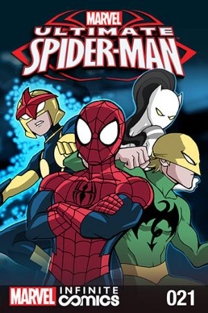 Ultimate Spider-Man Infinite Digital Comic #21