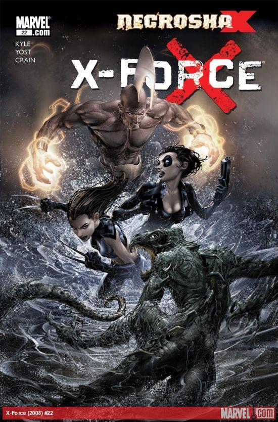 X-Force (2008) #22