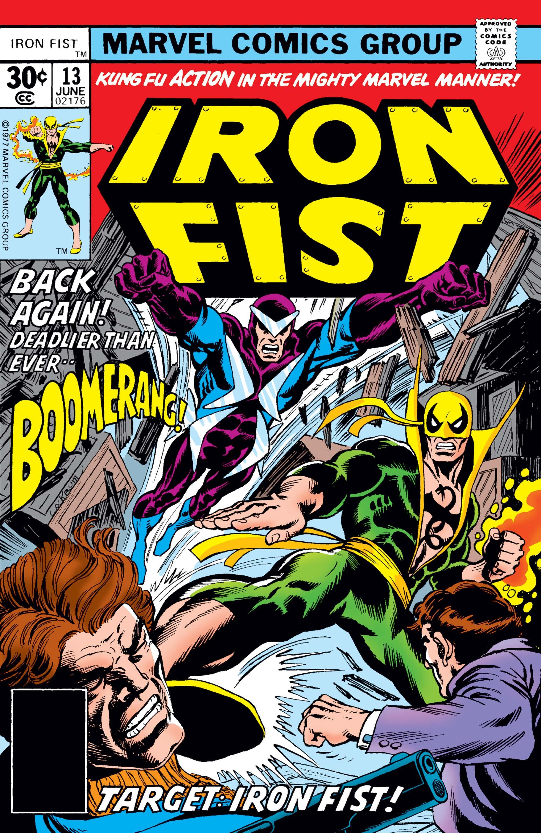Iron Fist (1975) #13