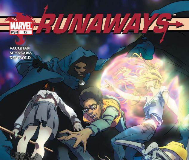 Runaways (2003) #12