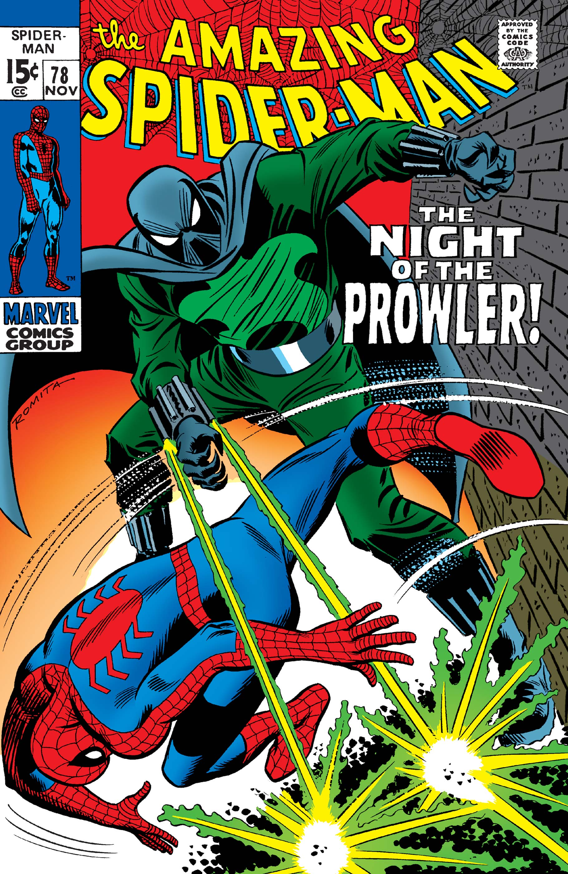 The Amazing Spider-Man (1963) #78