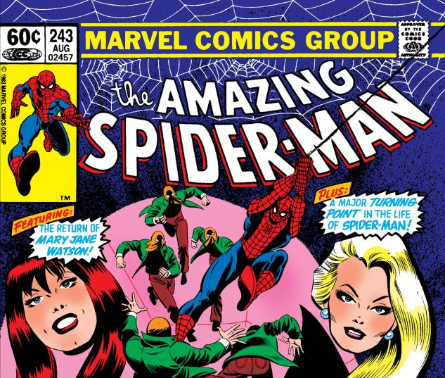 Amazing Spider-Man (1963) #243