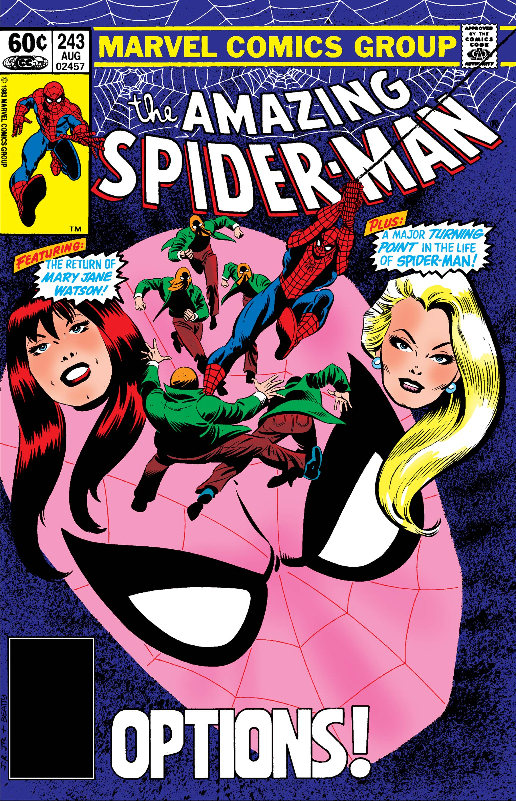 The Amazing Spider-Man (1963) #243