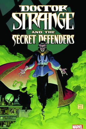 Doctor Strange and The Secret Defenders (Trade Paperback)
