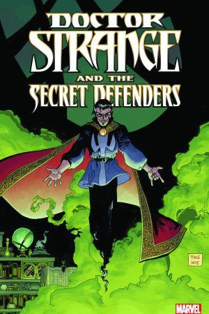 Doctor Strange and The Secret Defenders (Trade Paperback)
