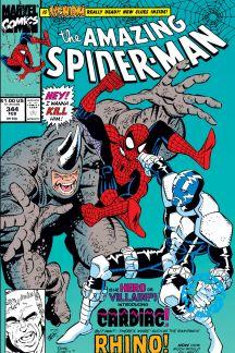 The Amazing Spider-Man (1963) #344