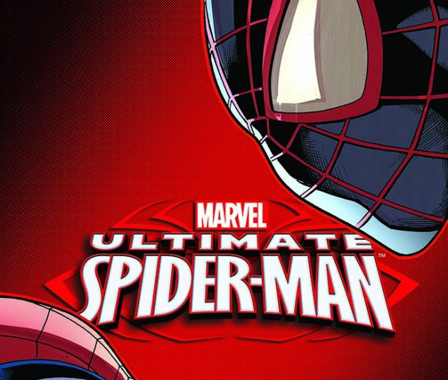 cover from Ultimate Spider-Man Infinite Comic (2016) #8