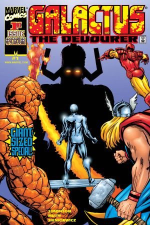 Galactus the Devourer (1999) #1