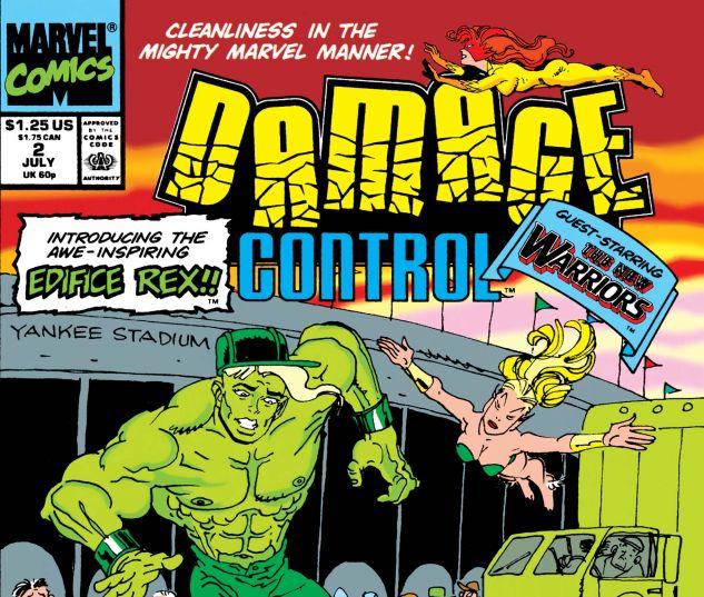 Damage Control (1991) #2