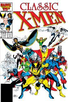 Classic X-Men (1986) #1