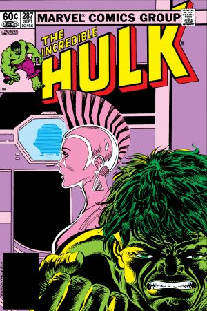 Incredible Hulk #287