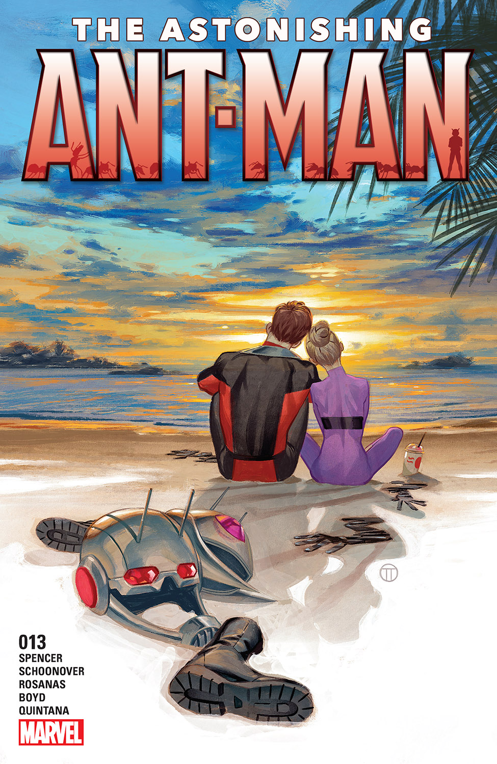 The Astonishing Ant-Man (2015) #13