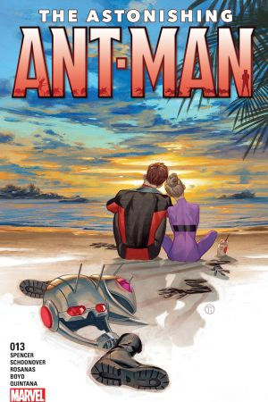 The Astonishing Ant-Man #13