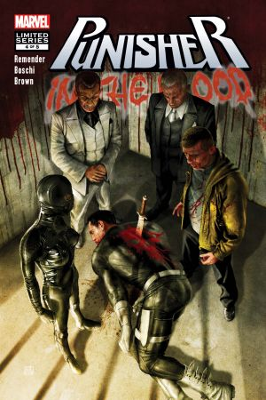 Punisher: In the Blood #4