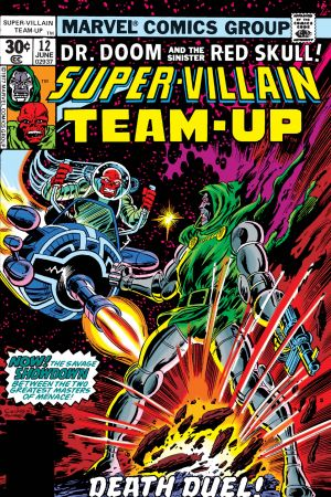 Super-Villain Team-Up #12