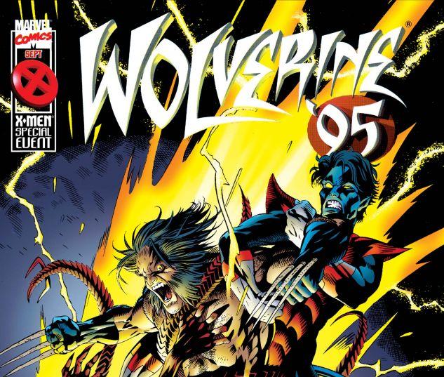 Wolverine Annual (1995) #1