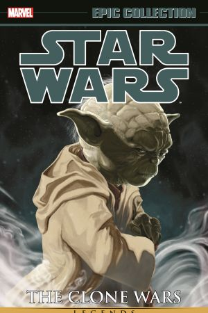 Star Wars Legends Epic Collection: The Clone Wars Vol. 1 (Trade Paperback)