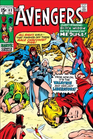 Avengers (1963) #83